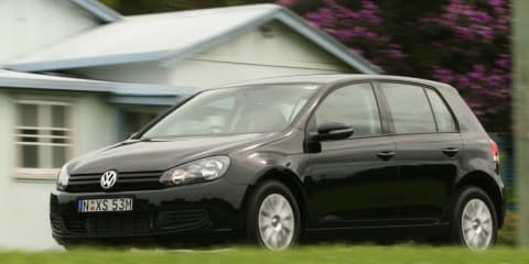 Volkswagen Golf VI gets P-plate okay in NSW