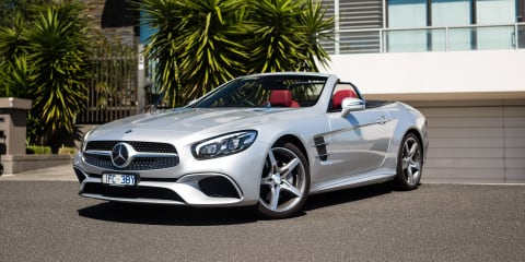 2017 Mercedes-Benz SL400 review