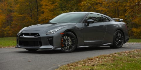 2018 Nissan GT-R Pure announced for the US, not for Oz - UPDATE
