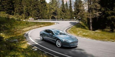 Aston Martin Rapide official details: Frankfurt Motor Show