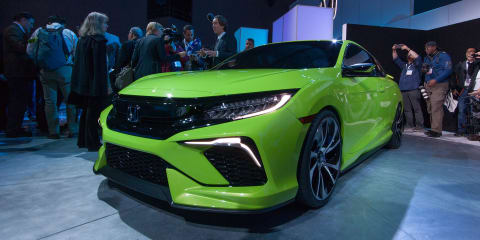 2016 Honda Civic sedan set for September debut - report