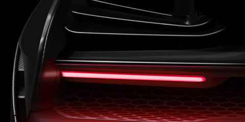 2018 McLaren Ultimate Series teased again ahead of December reveal