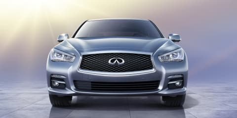 Infiniti Q50: petrol and diesel engines confirmed for Australia