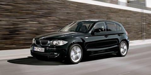 2007 BMW 1 Series 118i 120i 120d 130i