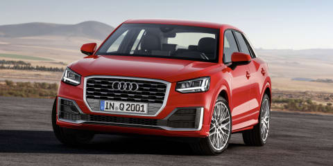 Audi CEO says 20 new or updated models to roll out in 2016