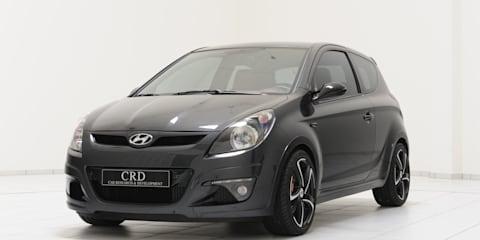 Hyundai i20 Sport Edition enhanced by Brabus unveiled