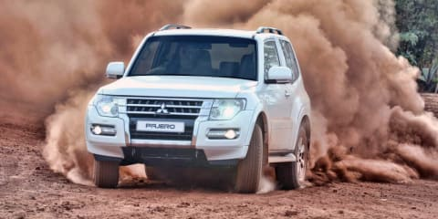 No Pajero three-door swansong for Oz