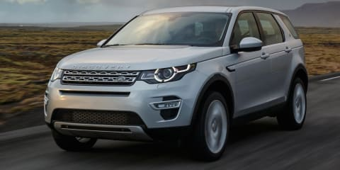 Luxury SUVs coming in 2015