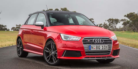 2015 Audi S1 Sportback Review: Track test