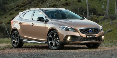 2015-17 Volvo V40, V40 Cross Country recalled over cooling fault