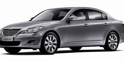 Hyundai Genesis most awarded US car for 2009