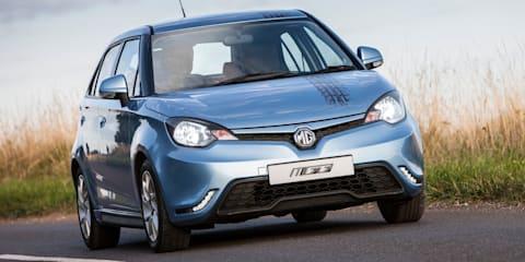2016 MG New Cars