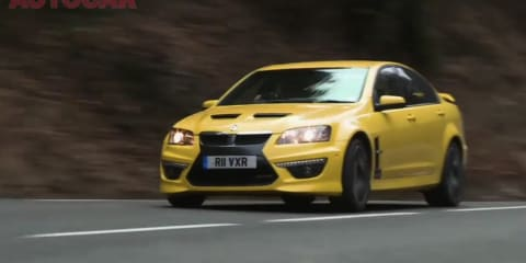Video: Vauxhall VXR8 (HSV GTS) review by Autocar