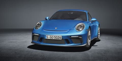 2018 Porsche 911 GT3 with Touring Package: $326,800 special revealed
