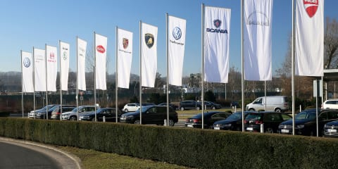 Volkswagen fires production chief over MQB production problems