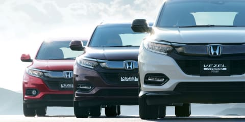 2018 Honda HR-V revealed - UPDATE