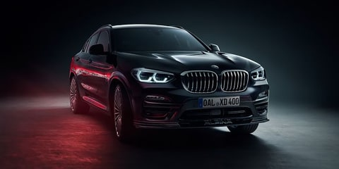2018 Alpina XD4 surfaces online
