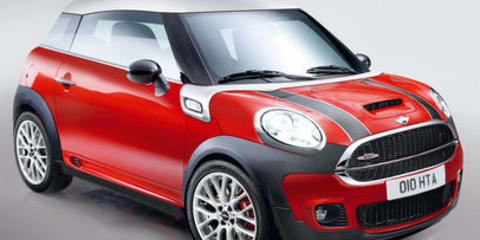 MINI compact car to debut at Detroit Auto Show