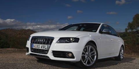 2009 Audi S4 arrives