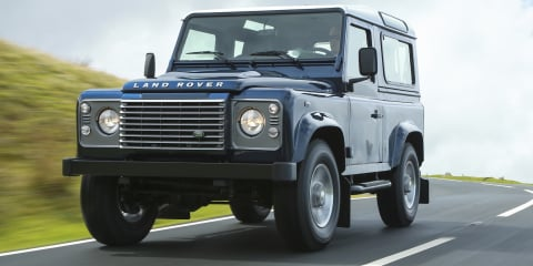 Land Rover Defender successor on track despite brand's silence