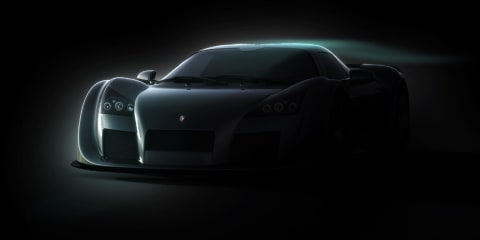 2009 Gumpert Apollo Speed at Geneva