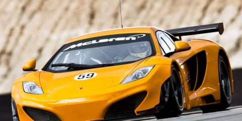 McLaren MP4-12C GT3 details and price announced