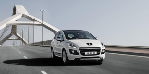 Peugeot 3008 HYbrid4 launch delayed, expected in Australia Q1 2012