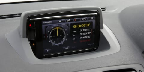 Renault RS Monitor: quick look
