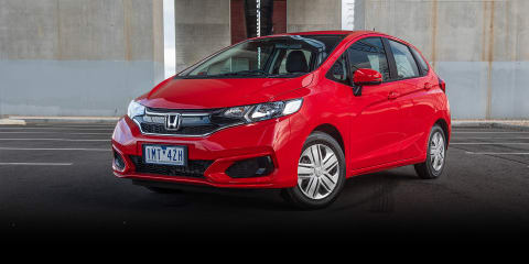 2018 Honda Jazz VTi review
