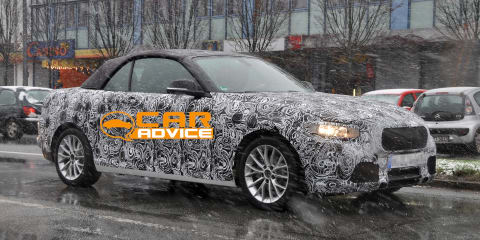 BMW 2 Series: first look at new compact convertible