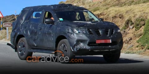 Nissan Navara SUV still under consideration for Australia, but not a priority