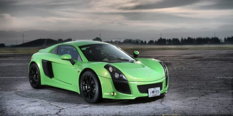 Production of Mexican sports car Mastretta MXT halted