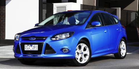 Ford Focus on track to retain world's top-selling vehicle nameplate crown