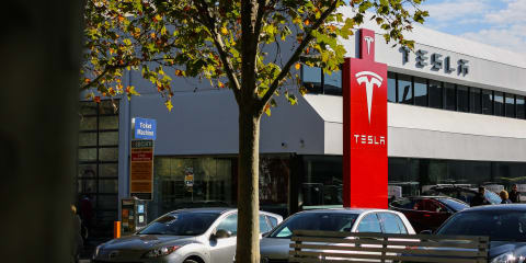 Tesla becomes first carmaker to top Forbes' Innovative Companies list