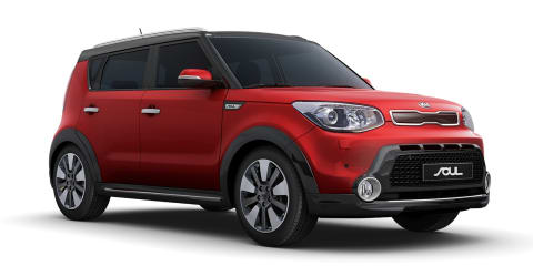 Kia Soul: Euro-spec hatch revealed; confirmed for Australia in Q1 2014