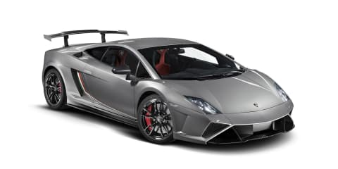 Lamborghini Gallardo LP 570-4 Squadra Corse to debut at Frankfurt