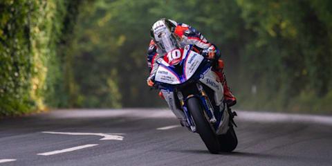 Isle of Man TT average speed record toppled - Video