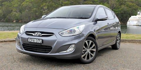 2014 Hyundai Accent Review: SR