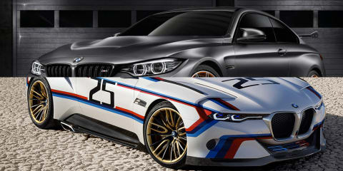 Motorclassica: BMW to bring M4 GTS and 3.0 CSL Hommage R, Ferrari celebrating Dino