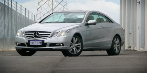 Mercedes-Benz E-Class Coupe Review & Road Test