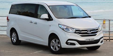 2016 LDV New Cars