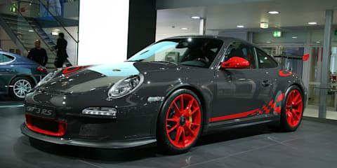 Porsche 911 GT3 RS Video History