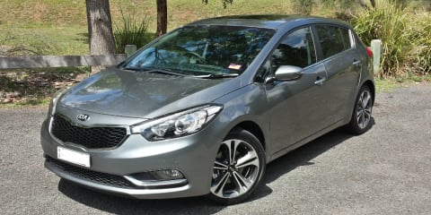 2014 Kia Cerato SLi Review