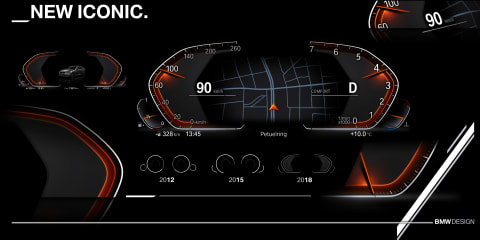 BMW: Fresh digital instruments, infotainment coming soon