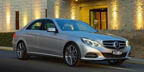 2015 Mercedes-Benz E-Class gains nine-speed automatic gearbox, but not in Australia