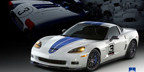 GM marks 50th anniversary of Corvette at LeMans with one-off Z06
