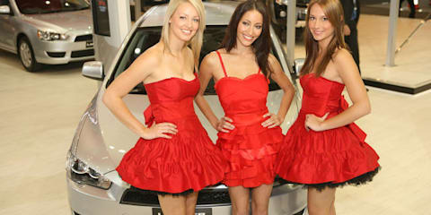 2008 Australian International Motor Show Gallery