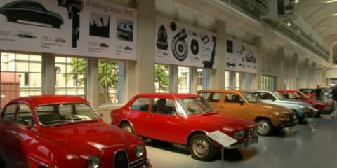 Investors spend $4 million to save Saab Museum