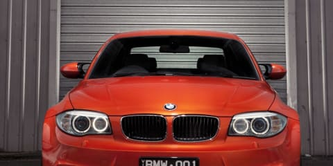 BMW 1 Series M Coupe Preview