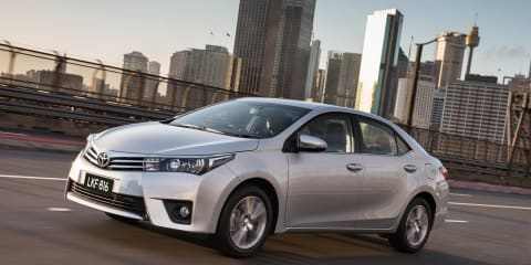 2014 Toyota Corolla sedan : Pricing and specifications